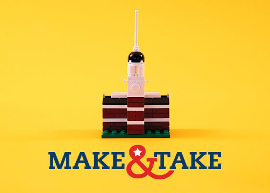 The Lego Americana Roadshow At Boise Towne Square